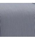 Couette Lignes et Couleurs Bleu Marine 300gr