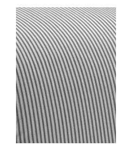 Couette Lignes et Couleurs Gris 300gr